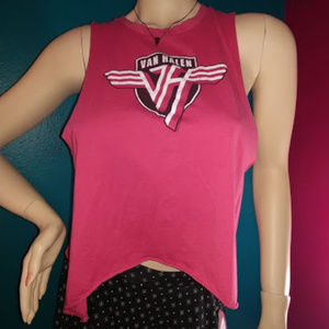 Live Nation Merch: Van Halen